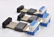 Flachbandkabel mit D-Sub Stecker Buchse