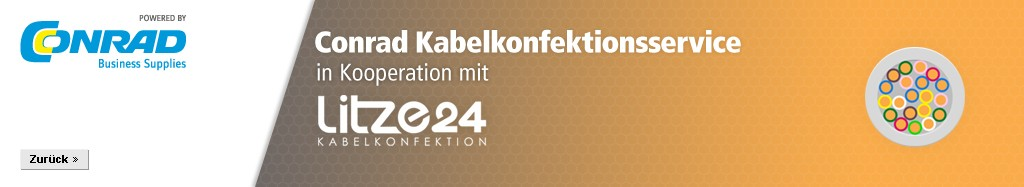 Kabelkonfektion - Litze24.de